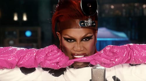 Coxy Lady: Listen To Laverne Cox's 'Sweet Transvestite' From The 'Rocky Horror' Revival!