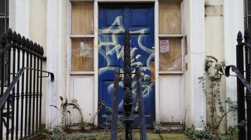 5 (More) Derelict Buildings of Belfast