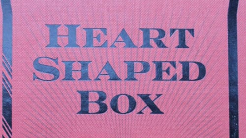 Horror in a 'Heart Shaped Box'