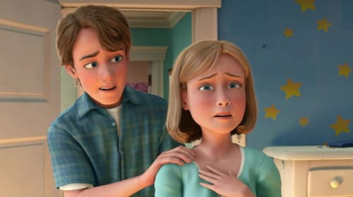 Pixar Theory: The TRUTH Behind Andy's Mom!