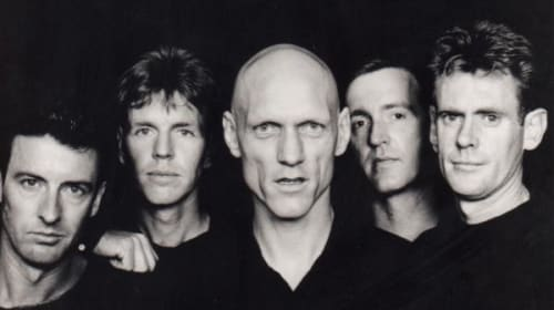 Midnight Oil Burns For The First Time In 20 Years
