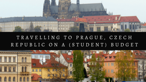 Travelling to Prague on a (Student) Budget