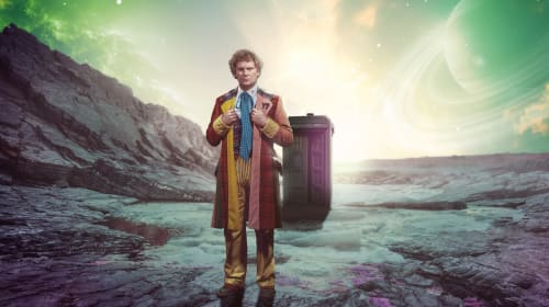 Top 20 Big Finish 'Doctor Who' Sixth Doctor Releases