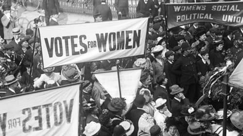 Women in the Edwardian and Interwar Era