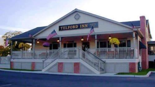 Just Grubbin Series: The Telford Inn