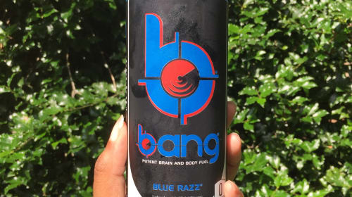 Bang Energy: Thank You for Being a Friend
