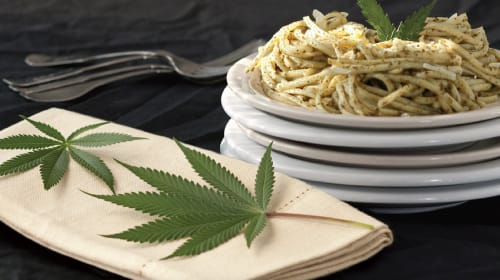 How To Make Cannabis Pasta