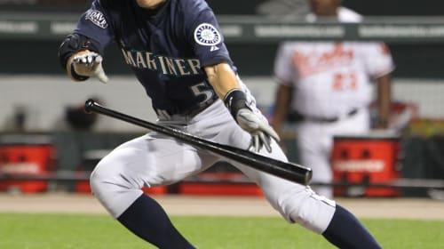 Ichiro Shot the Moon