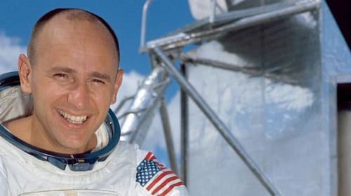 The Incredible Life of Astronaut and Artist Alan Bean