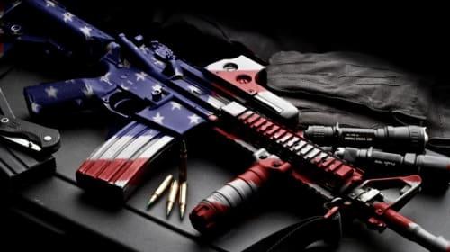 America & the Arms- Ageddon