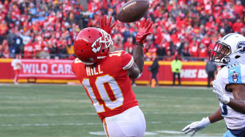Eight Week 3 Wide Receivers to Draft in DraftKings
