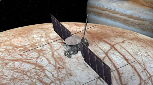 NASA's New Europa Mission Formally Named 'Europa Clipper'