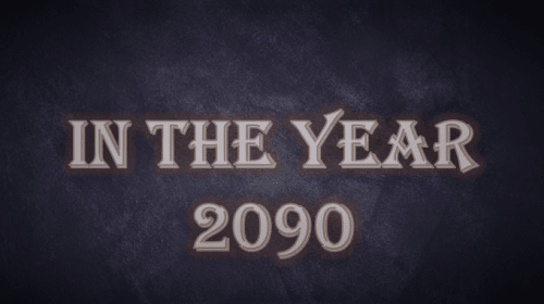 The Year 2090
