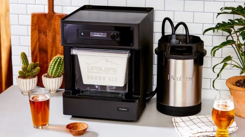 Are You Ready to Start Brewing Your Own Craft Beers at Home with the PicoBrew?