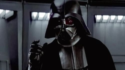 Fan Theory Suggests Darth Vader's Corny Jokes Are All Because of His Name