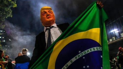 Trump vs Bolsonaro
