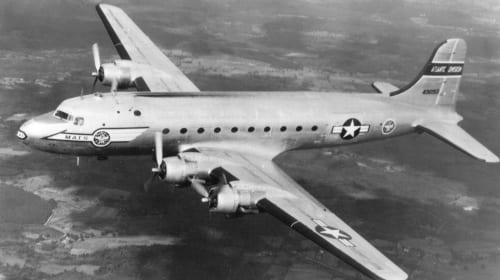 The Berlin Air Lift