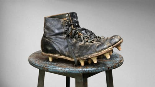 Evolution of the Soccer Cleat