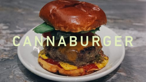 How To Make a Cannaburger
