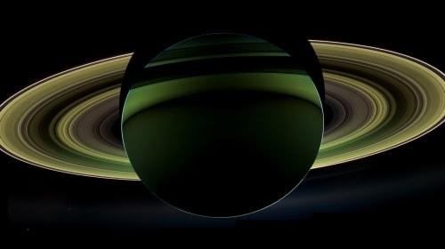 NASA Says Good-Bye to the Cassini Saturn Orbiter