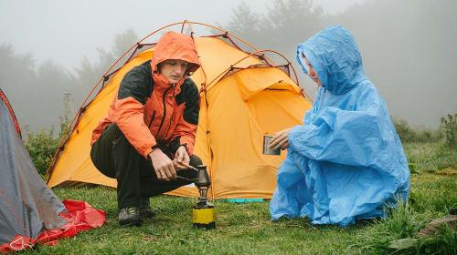Wet Weather Camping Essentials