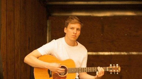 Blog: George Ezra - 'Staying at Tamara's' World Tour