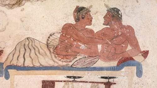 Same-Sex Couples In History