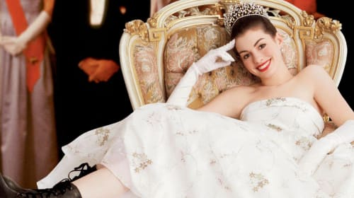 10 Things You Didn't Know About The Princess Diaries