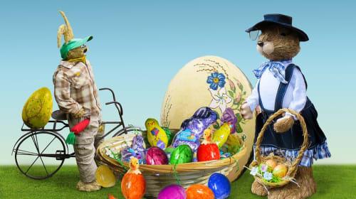 Childhood Memories of Easter