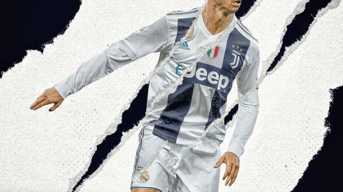 Cristiano Ronaldo to Juventus!