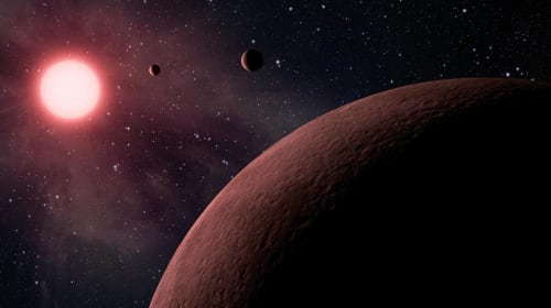 Exoplanet Update: NASA Releases New Kepler Data