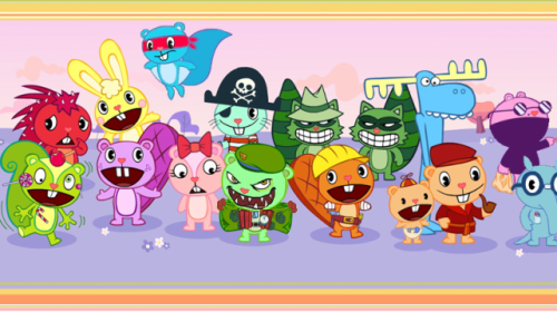 'Happy Tree Friends,' Sounds Convincing Right? Think Again