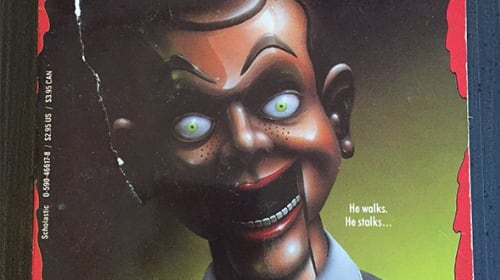 Why the 'Goosebumps' Books Still Give You Goosebumps Without Killing You