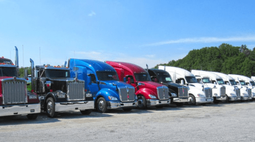 Explore the Reasons for Riding Kenworth Class-8 Truck Models
