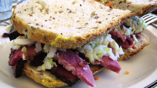 Top Sandwich Shops