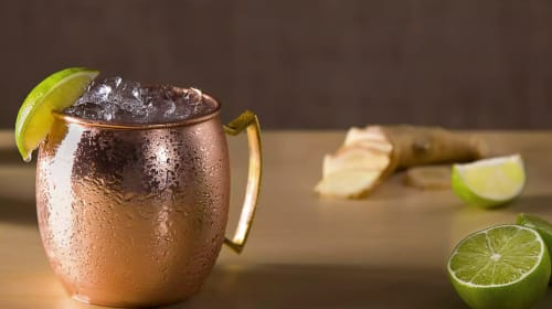 History of the Moscow Mule