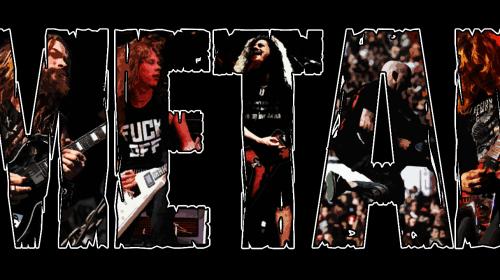 The 'List: Heavy Metal