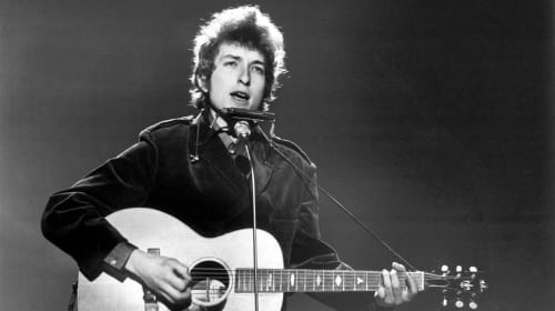 Lyrical Interpretation from Bob Dylan: 'Blowin' in the Wind'