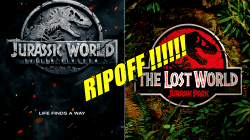 How 'Jurassic World: Fallen Kingdom' is essentially a Repeat of 'The Lost World: Jurassic Park'