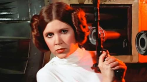 'Star Wars' Is Totally a Girl Thing and It's Not Tough to See Why