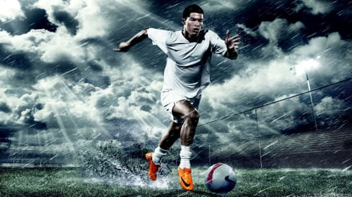 Best Soccer Cleats for Playing in the Rain