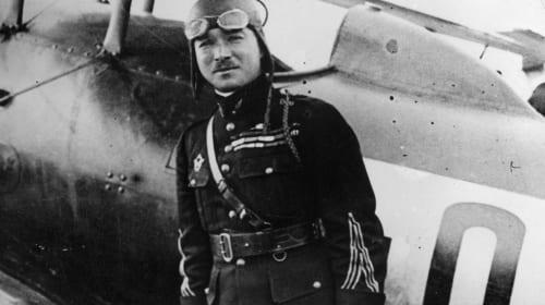 Aerial Combat Ace: Rene Paul Fonck
