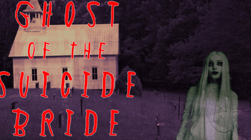 Ghost of the Suicide Bride