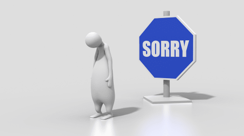 Mental Health and Apology Fatigue