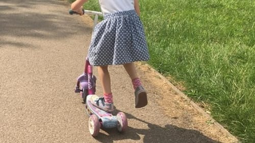 The Summer Holidays Are a Whole Different Ball Game as a Disabled Parent