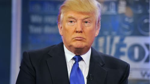 Dear Donald... You're A Nightmare