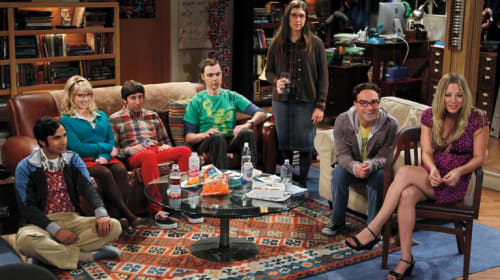Kunal Nayyar Teases Next Week's 'Big Bang Theory' Bumper Finale, as the Crew Dismantle the Set