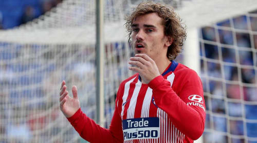 Barcelona About to Land Antoine Griezmann