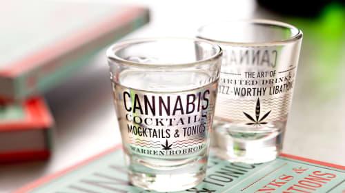Cannabis Cocktails, Mocktails & Tonics