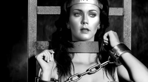 William Marston, 'Wonder Woman' & Bondage